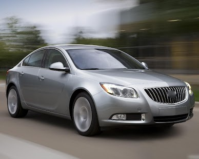 Themes Buick Regal - náhled