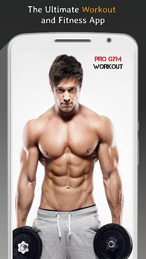 Pro Gym Workout (Gym Workouts & Fitness) screenshot 1
