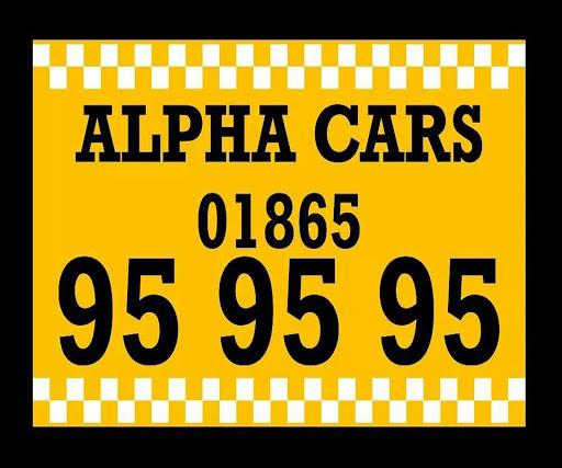 AlphaCars Passenger