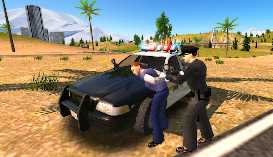Download Crime City Police Car Driver for PC