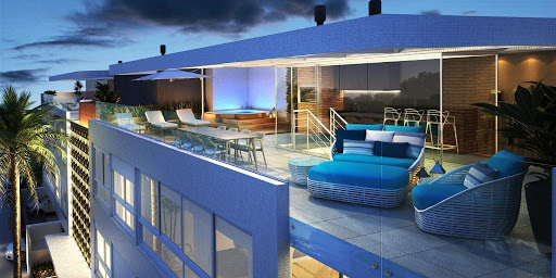 Apartamento com 3 dormitórios - Praia da Cal, Torres