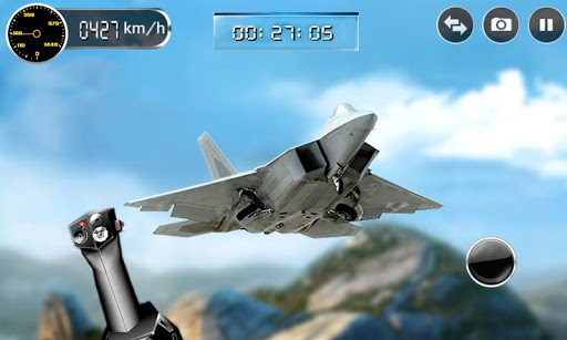 Plane Simulator 3D 1.0.7 screenshots 4