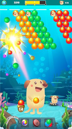 Bubble Shooter Dog - Classic Bubble Pop Game modavailable screenshots 5