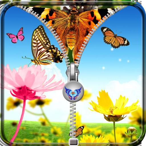 蝶之恋拉链锁 工具 App LOGO-硬是要APP