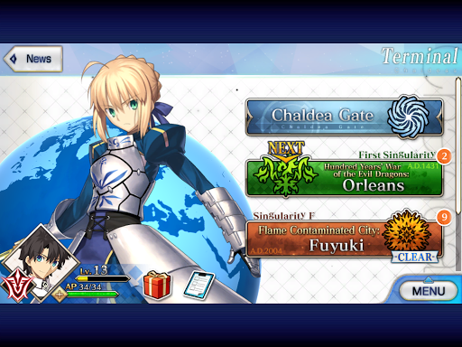Fate/Grand Order (English) 1.24.0 screenshots 12