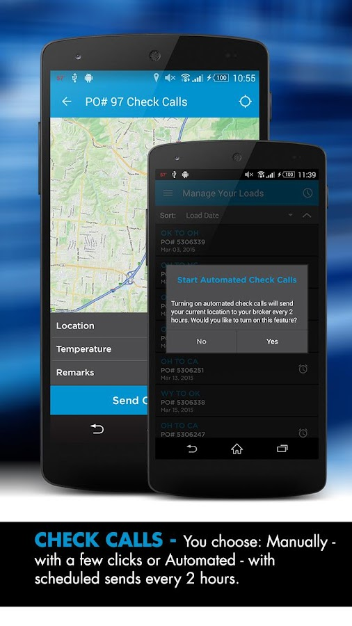 Tql Carrier Dashboard Android Apps On Google Play