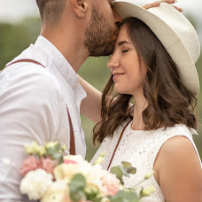 Wedding photographer Irina Sidorova (Sidorovai). Photo of 01.08.2019