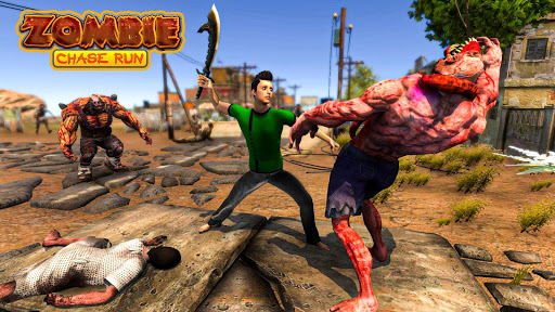 Code Triche Zombie Chase: The End Of Zombie Tsunami apk mod screenshots 3