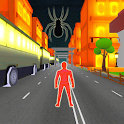 Subway Spider Man Run icon