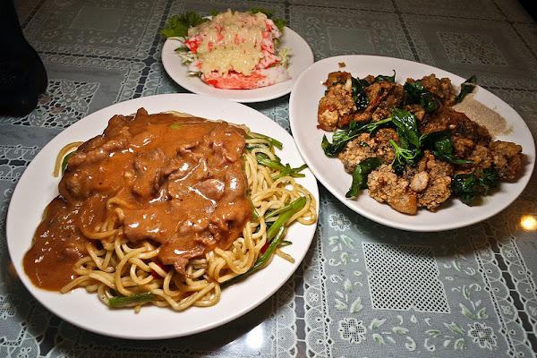遼寧街夜市好吃的牛肉炒麵, 牛家村