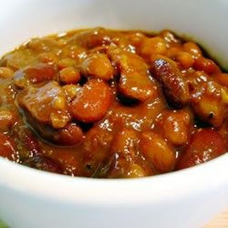 Baked Beans Pinto Molasses Recipes