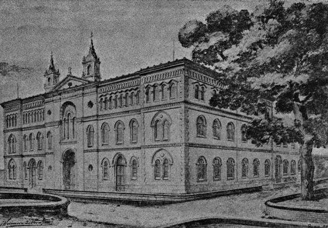 Colegio y convento de la Compañía de María.