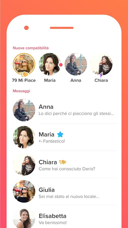 lista film hot app android incontri