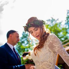 Wedding photographer Anna Dejewska-Patucha (zwelonem). Photo of 17.10.2018