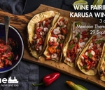 Mexican Food and Wine Evening! : Turbine Hotel & Spa