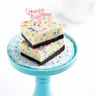 Birthday Cake Fudge from Sally's Candy Addiction.