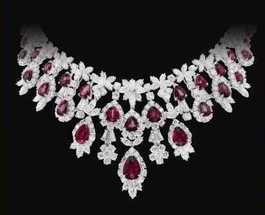 Diamantové šperky - náhled
