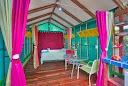 muay thai retreat accommodation bungalow