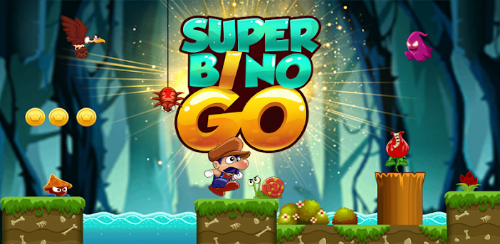 New Adventure 2019: Super Bino Go