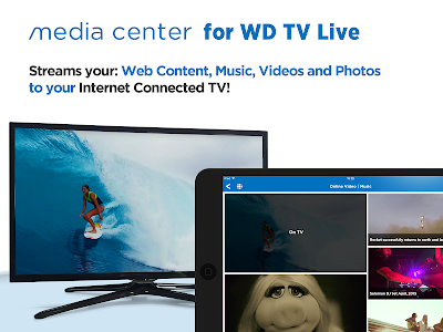 WD TV Live Media Center screenshot 5