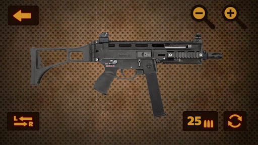 Code Triche Vu00e9ritable Arme Gun Simulator APK MOD screenshots 4