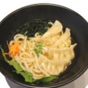 Steam Gyoza Udon