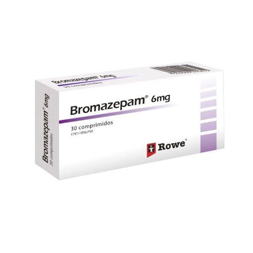 Bromazepam GMP 6 mg x 30 Comprimidos