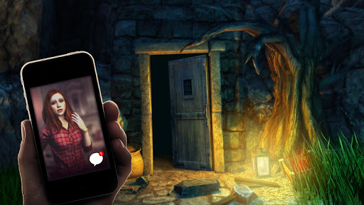 Can You Escape - Rescue Lucy from Prison PRO Spēles par Android screenshot