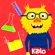 Science Games for Kids - Grade 1 Learning App