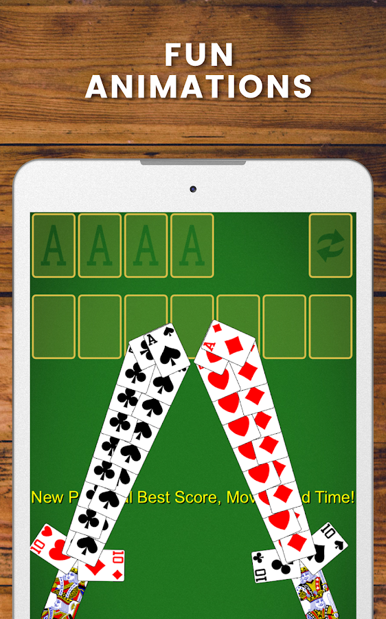 Solitaire- screenshot