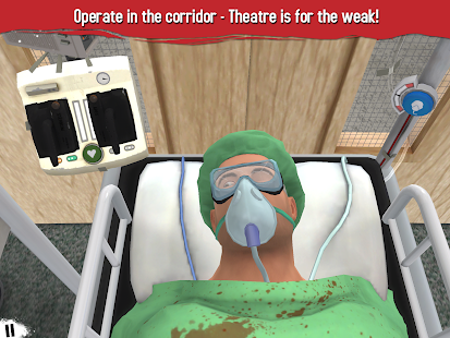 Surgeon Simulator Screenshot