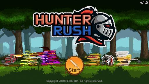Hunter Rush Screen Shot