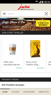 JURA Store Online Shopping- screenshot thumbnail