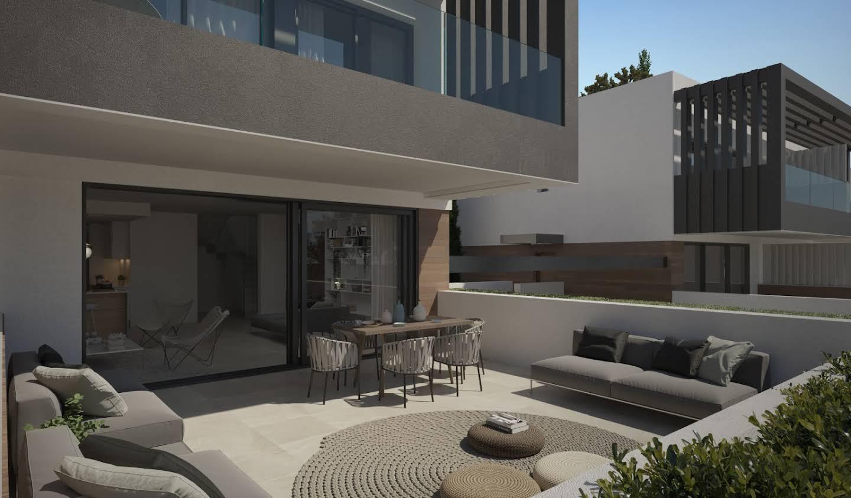 Villa avec jardin et terrasse Estepona