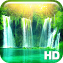 Waterfall Live Wallpaper Free icon