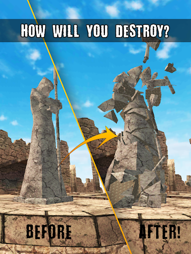 Destroy Stuff u2013 Virtual Reality (VR) Edition 1.0.0 screenshots 8