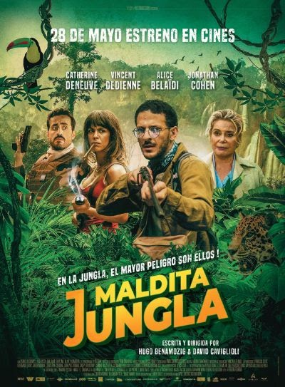 Maldita jungla (Terrible Jungle)
