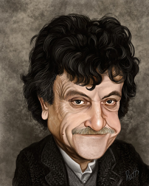 Photo: Kurt Vonnegut Jr.