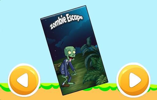 Zombie road escape