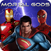 Mortal Gods: Heroes Among Us Superhero Ring Battle