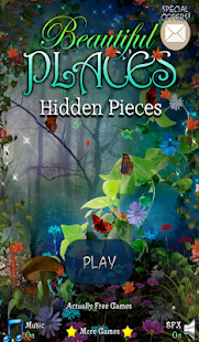 Hidden Pieces Beautiful Places- screenshot thumbnail