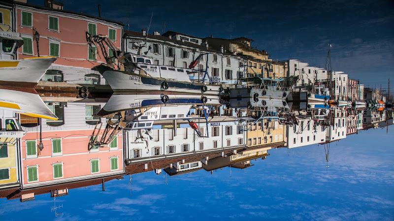 Specchio sul canale di Marcello Zavalloni