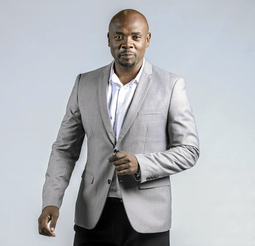 Siyabonga Thwala hosts and narrates prison reality show 'Yobe'.
