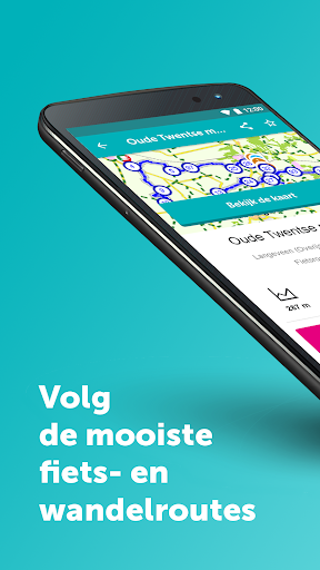 route.nl - fietsroutes & wandelroutes screenshots 1