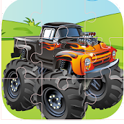 Cars Puzzles for Kids