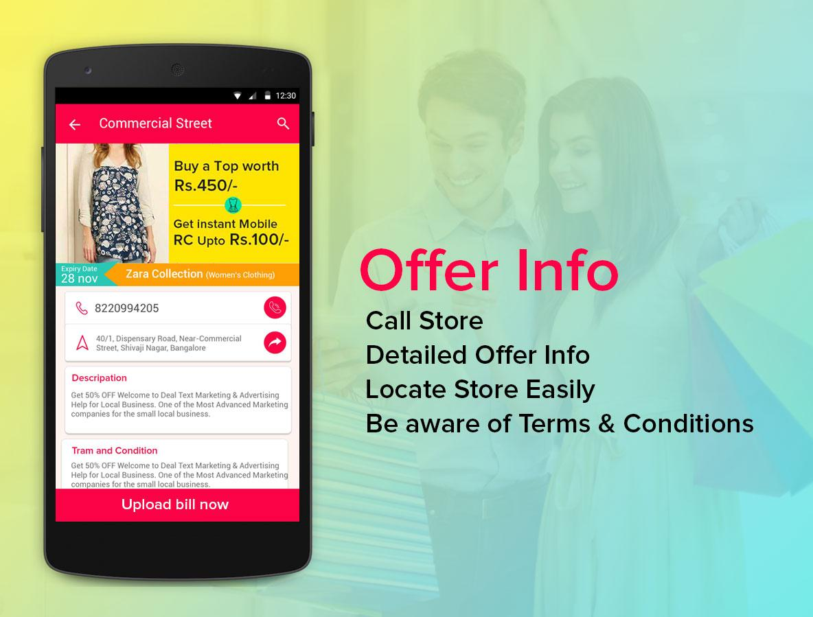 StreetSmart-Deals&FreeRecharge- screenshot