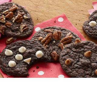 Chunky Brownie Cookies.