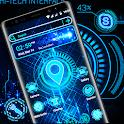Technology Launcher Theme icon