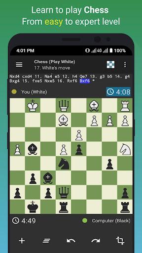 Chess - Play & Learn Free Classic Board Game 1.0.4 screenshots 1