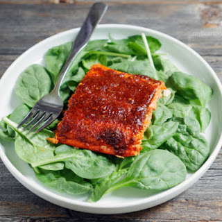 10-Minute Tandoori Salmon Recipe